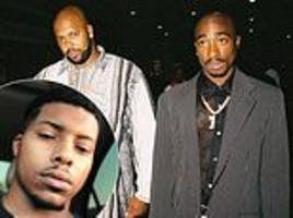 tupac is 'alive' and 'in the studio working on new music' according to rapper suge knight's son