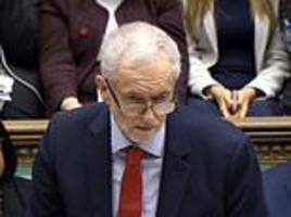 labour opens door to a second vote: corbyn shift makes new referendum more likely