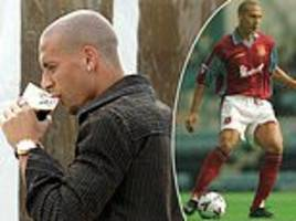 Rio Ferdinand reveals he would drink '10 pints… then move onto vodkas' during crazy drinking binges