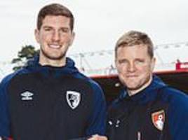 bournemouth complete third january signing with £12m capture of defender mepham from brentford