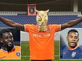 demba ba to team up with adebayor, robinho and clichy as striker signs for istanbul basaksehir