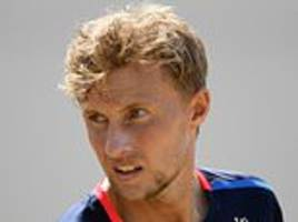 joe root downplays individual accolades after icc test team of the yearsnub