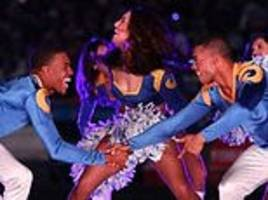 super bowl will have first ever male cheerleaders