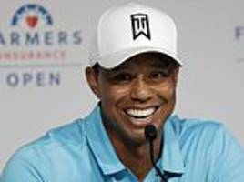 tiger woods is raring to go as he returns to torrey pines for first event this year