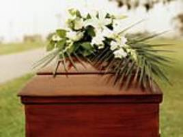 VICTORIA BISCHOFF: Insurance firms are preying on our funeral fears with their over-50s deals