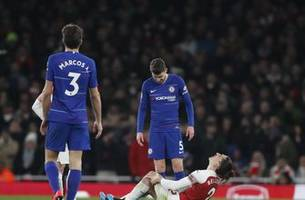 arsenal defender bellerin to miss rest of season with injury