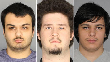 four held over new york state 'plot' against muslims