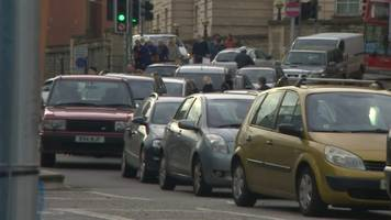 bristol mayor 'stalling on city clean air plan' ministers say