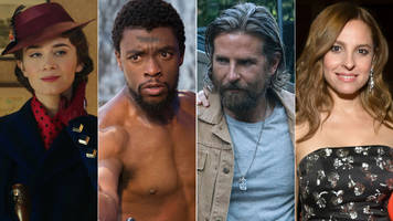 black panther to a star is born - the oscars snubs and surprises