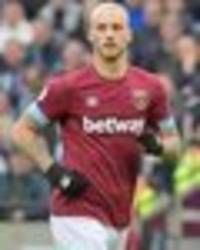 Marko Arnautovic: Is this proof West Ham stay is ACCEPTED ahead of Wimbledon FA Cup tie