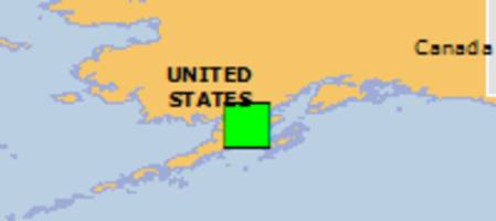 Green earthquake alert (Magnitude 5.7M, Depth:112.9km) in United States 22/01/2019 04:43 UTC, About 800 people within 100km.