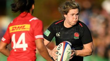 marlie packer: 'i thought i was out of the england squad'