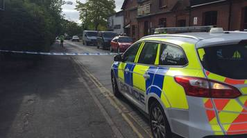 second charge over man shot in backside in norwich