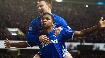 clubs 'wasting their time' with morelos bids - gerrard