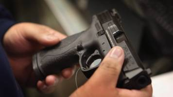 Supreme Court Takes Up First Gun Law Case In Almost A Decade