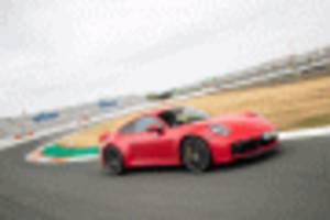 2020 porsche 911 s and 4s first drive review: unflappable by design