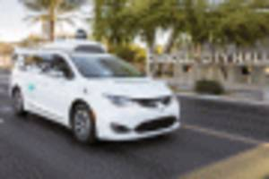 rain reportedly confuses waymo self-driving cars