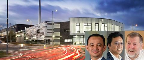Minister of Education Visits The University of Sheffield Advanced Manufacturing Research Centre (AMRC)