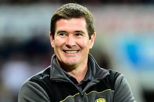 nigel clough's brilliant response when asked what dad brian would have thought of burton albion's thrashing at man city