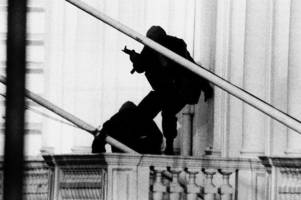 Iranian Embassy siege rescue mission leader Rusty Firmin is coming to Hull