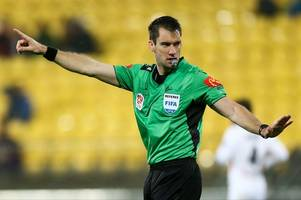 Who is Jarred Gillett? Australian will be the Championship's first foreign referee