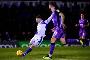 bristol rovers are one game from wembley after comfortable win over port vale