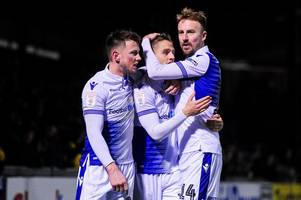 Bristol Rovers player ratings from Port Vale victory: Outstanding Ollie Clarke excels