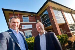 brexit or no brexit, the two partners in charge of mazars leicester have big plans for 2019