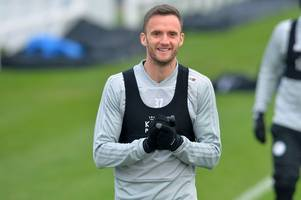leicester city's andy king a target for nottingham forest