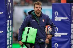 premiership cup hands chances to leicester tigers players and coaches - brett deacon