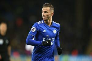 the stats that show james maddison could become leicester city's play-maker