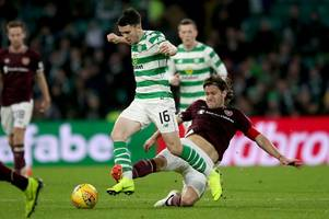 nottingham forest 'in contention' to sign celtic winger lewis morgan