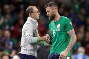 nottingham forest striker daryl murphy gives verdict on martin o'neill's appointment