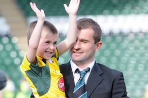 alfie wotton follows in his father paul's footsteps after being signed up by plymouth argyle