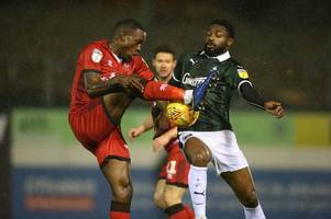 Argyle player ratings as Graham Carey's set pieces lead to 2-1 win against Walsall