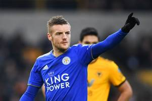 speculation that jamie vardy could join chelsea as man utd eye psv eindhoven youngster and arsenal and liverpool have brazilian defender in sights