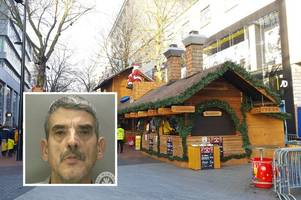 german market thief trica niculescu jailed - after telling cops: 'workers work and thieves steal'