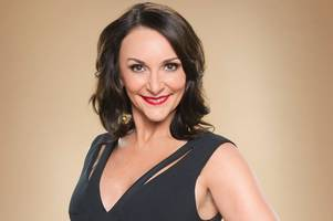 strictly head judge shirley ballas wows on live tour - she's not called the queen of latin for nothing