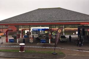 everything we know about the exeter petrol station stabbing