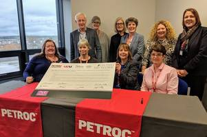petroc commits to tuc's dying to work charter