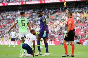 fulham, var and a scary development as video review turns a blind eye to 'simulation'
