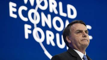 Brazil new leader vows to protect environment