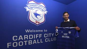 Emiliano Sala: Fears Cardiff player on crashed plane
