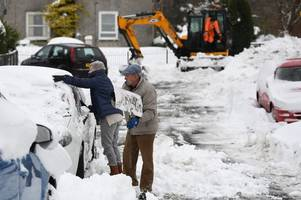 british motorists 'not prepared for snow and ice'
