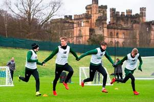 celtic squad revealed as brendan rodgers faces big injury list for st mirren clash