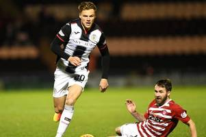 cody cooke aims to shine after becoming st mirren's last man standing
