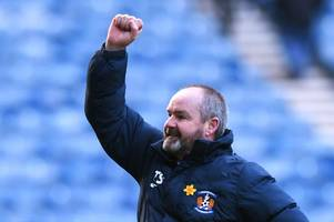 kilmarnock v rangers: steve clarke proud of in-form team as top clubs sign big names