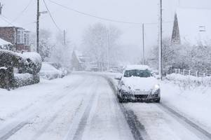 Simple mistake means you could be breaking the law when driving in snow