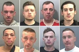 south wales police need your help in catching these alleged criminals