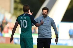 Mauricio Pochettino explains why Harry Kane has continued to improve at Spurs under his guidance
